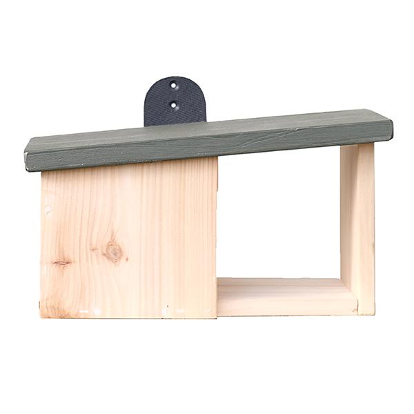 Wooden Robin Nest Box