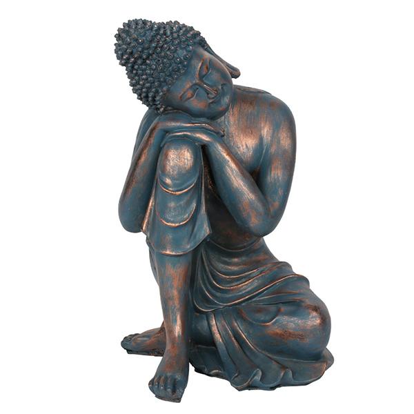 Small Resin Buddha Garden Ornament